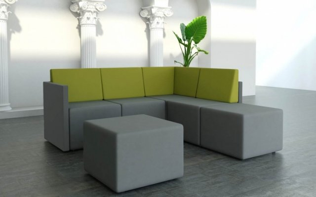 Lounge möbel für büro  STOCK Büroeinrichtungen - Loungemöbel der Sonderklasse im Designer-Look